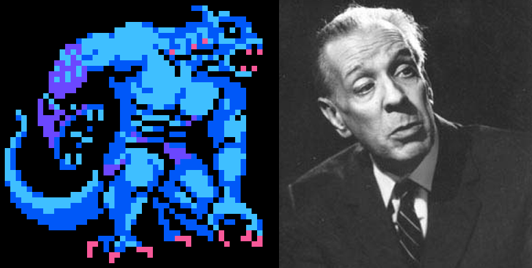 Final Fantasy meets Borges