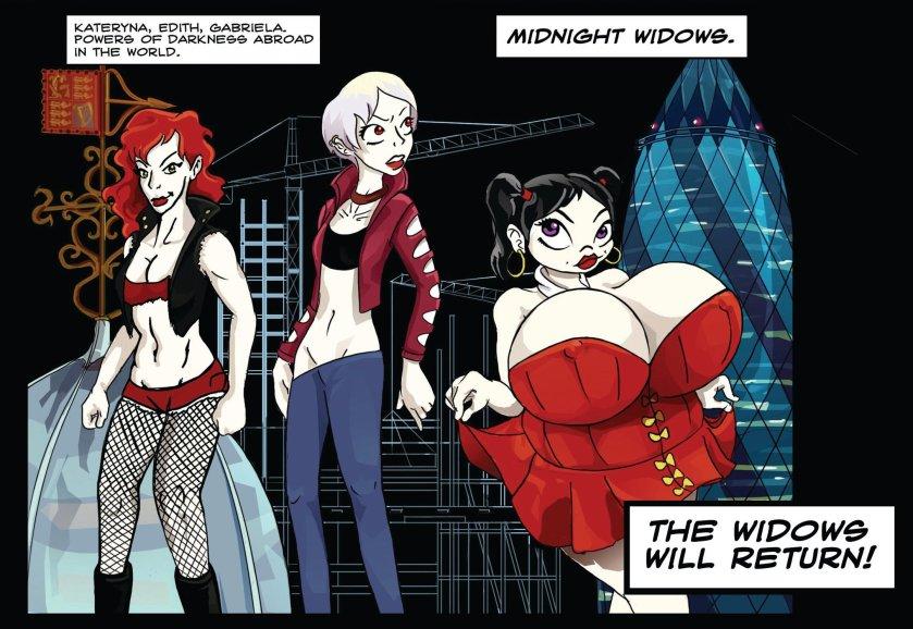 Midnight Widows Belladonna Page 24