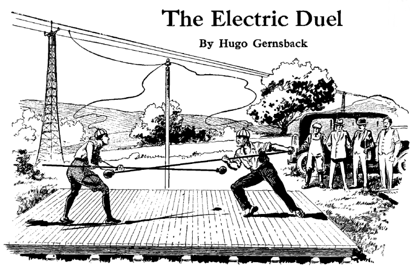 ElectricDuel