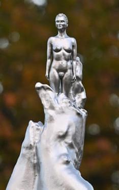 SculptureWollstonecraft